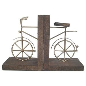 Target Threshold Bike Bookends